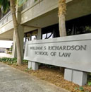 Second lowest debt load in the nation for UH law students