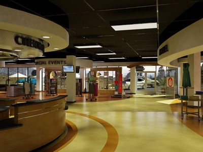 hilo college campus store render