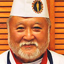 Okuda inducted into American Academy of Chefs