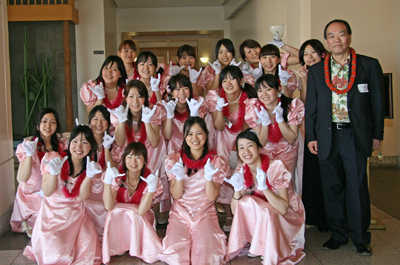 Hakuoh University Handbell Choir