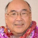 James Yoshida recognized for service to the university
