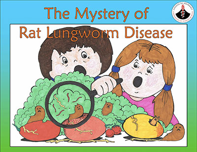 Book cover image of The Mystery of Rat Lungworm Disease