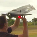 Collaboration soars with UH drone project