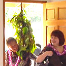 46th family home built by Hawaii CC students