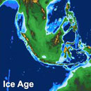 Sea level influenced tropical climate during the last ice age
