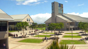 UH West Oahu campus