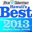 Honolulu CC recognized as Hawaii's Best three years in a row