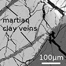 Martian clay could help reveal environmental conditions on early Earth