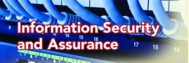 information security and assurance logo