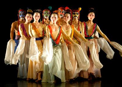 Taipei dancers