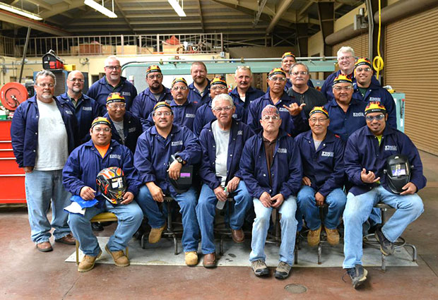 welding instructors