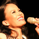 Jazz singer Charmaine Clamor performs at Leeward Theatre