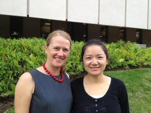 Tetine Sentell and Wei Zhang