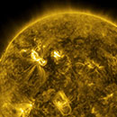 Link discovered between solar storms and dropped cell phone calls