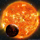 Scientists find Earth-sized rocky exoplanet