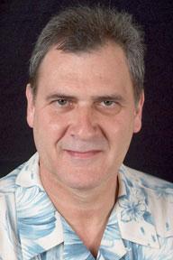 John Pezzuto headshot