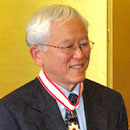 Emeritus Professor George Tanabe receives Order of the Rising Sun
