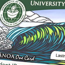 UH Manoa student ID cards no longer require stamp validation