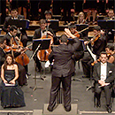 Symphony and choirs shine in spring concert