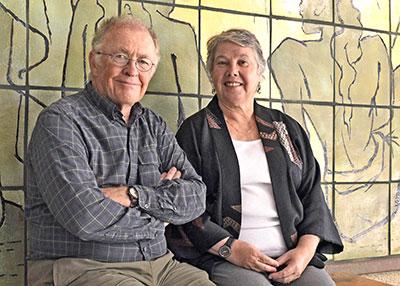 David and Susan Chandler