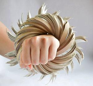 Paper Bracelet