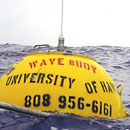 Wave buoy in Majuro helps keep islanders safe