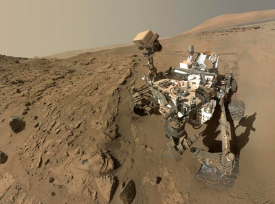 uh mars rover - photo #3