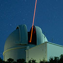 Laser wielding robot probes exoplanet systems