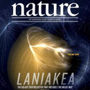 UH scientist maps supercluster of galaxies, names it Laniakea