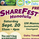 ShareFest Honolulu at UH Manoa