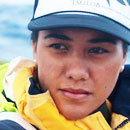 Apprentice navigator Cesi Haʻo recounts her journey home