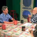 Lassner and Bley-Vroman are Leahey and Leahey show guests