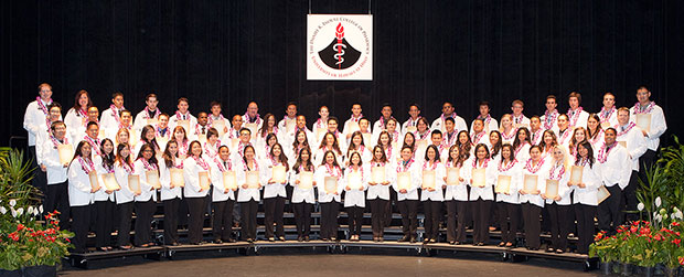 Uh Maui College >> Hilo pharmacy students to pledge commitment in white coat ...