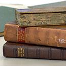 Busted books born again