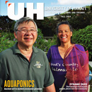 Coach's corner, aquaponics and more in UH magazine