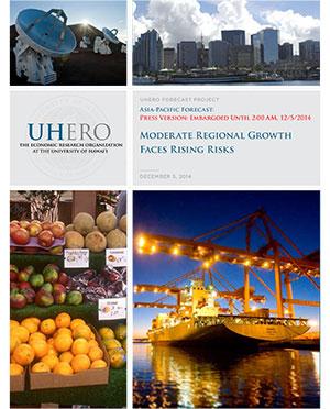 UHERO report cover