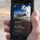 Yellowstone geysers tracking app released