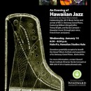 An Evening of Hawaiian Jazz at Windward CC