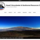 Hawaiʻi groundwater and geothermal data compiled for first time
