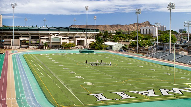 Athletics director search committee delivers its recommendation