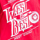 Student-designed T-shirt debuts at UH West Oʻahu Bookstore