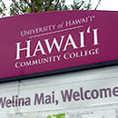 Hawaiʻi CC features high quality education