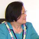 Senator Mazie Hirono visits Kauaʻi CC's Veterans Support Center