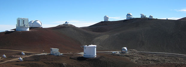 maunakea telescope facilities