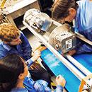 Project Imua payload tested at NASA's Wallops Flight Facility