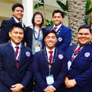 Future health care professionals win big at national conference