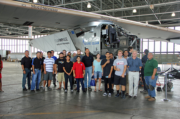 UH ʻohana invited to UH Day @ Solar Impulse
