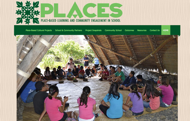 PLACES website