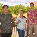 Kauaʻi CC students off to Okinawa for student exchange program