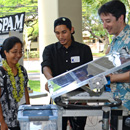 Student engineers participate in Native Hawaiian STEM symposium